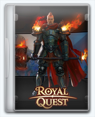 Royal Quest: Тьма наступает (2012) [Ru] (1.2.055) License