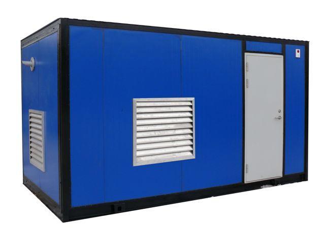 Главные преимущества установки ДГУ в контейнерные конструкции