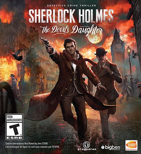 Sherlock Holmes: The Devil's Daughter (2016) Repack от xatab
