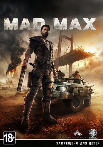 Mad Max [v 1.0.3.0 + DLC's] | PC | Лицензия
