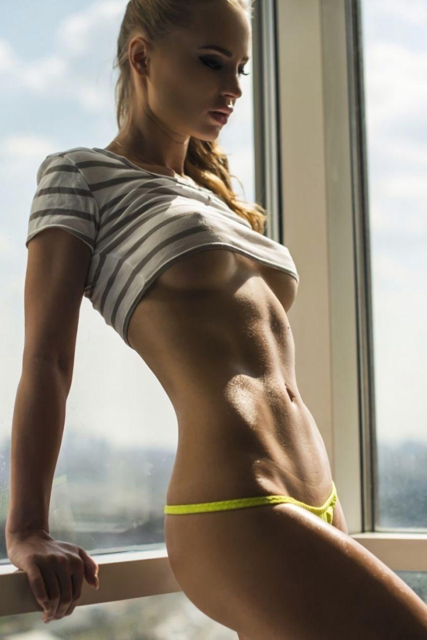 Спортивное тело