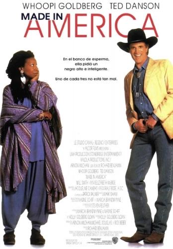 Сделано в Америке / Made in America (1993) WEB-DL 720p