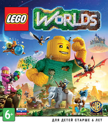 LEGO Worlds [v 1.1] (2017) PC | RePack от Pioneer