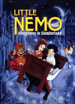 Маленький Немо: Приключения в стране снов / Little Nemo: Adventures in Slumberland (1989) [Uncut] BDRip 720p