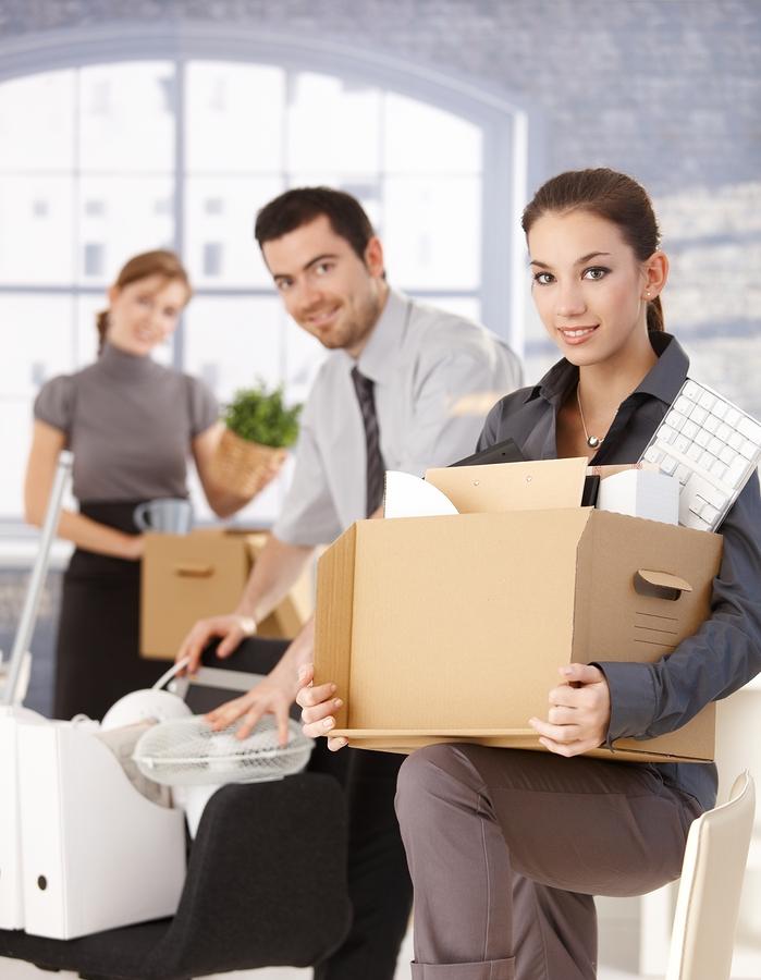 заказать переезд офиса недорого