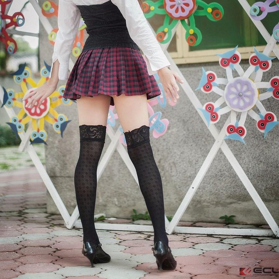Короткая юбочка