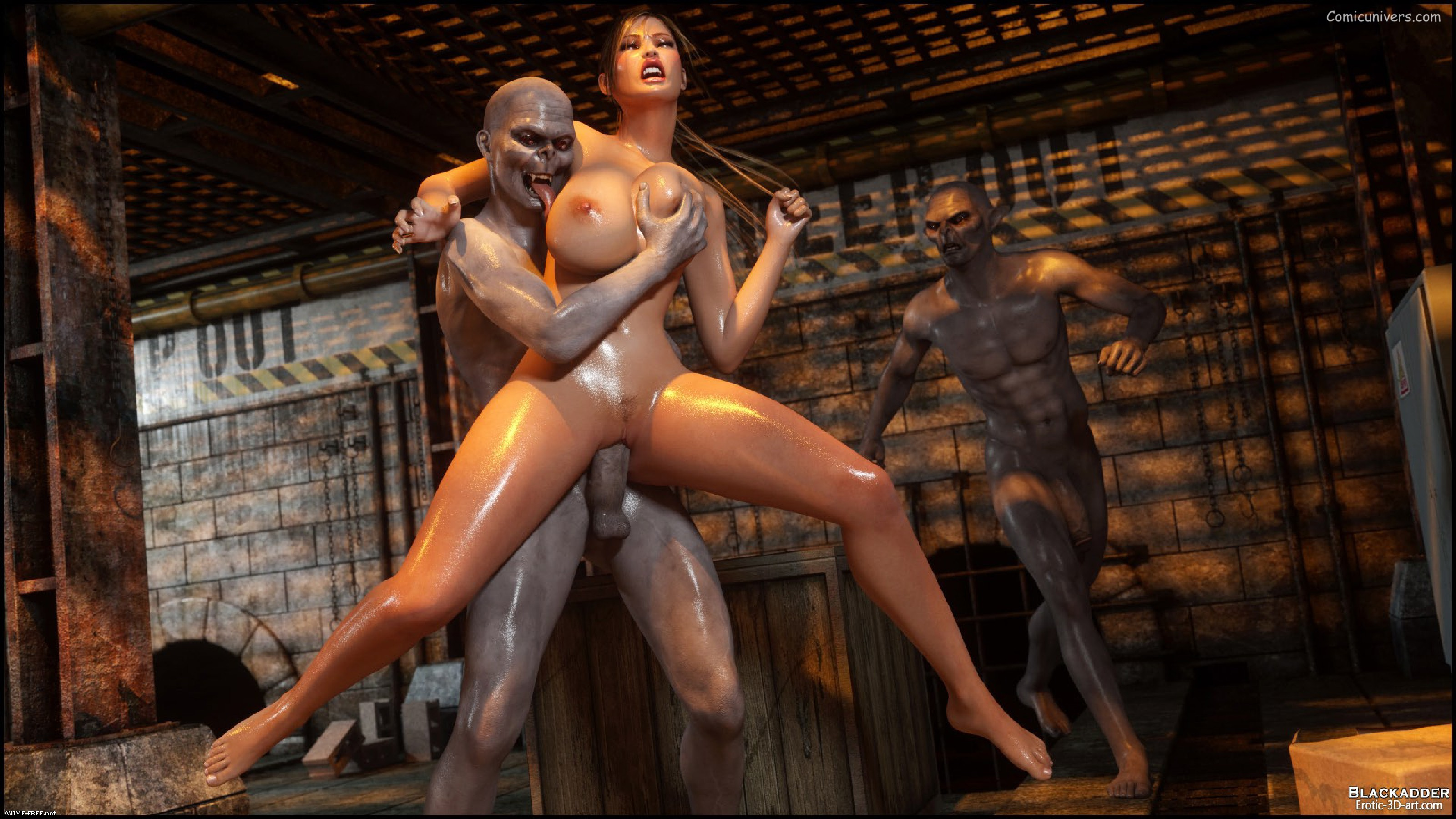 Free porn cgi vampires exploited toons
