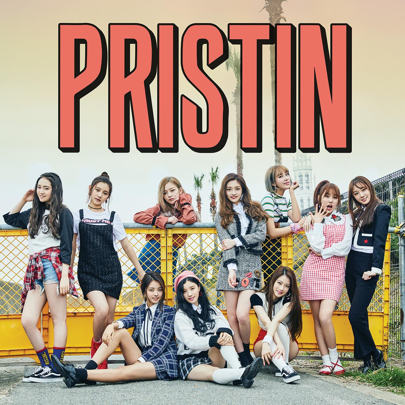 20170322.1320.06 Pristin - Hi! Pristin cover.jpg