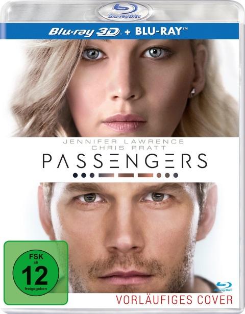 Пассажиры / Passengers (2016) BDRemux [H.264/1080p] [2D/3D] [ISO]