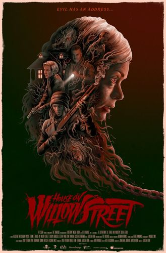 Из дома на Уиллоу-стрит / From a House on Willow Street (2016) WEB-DLRip-AVC от R.G.Resident | L1