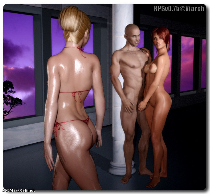 Rise of the Pornstar [2016] [Uncen] [3DCG, ADV, Sim] [ENG] H-Game