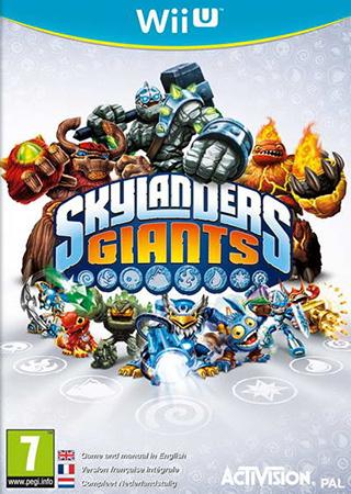 Skylanders: Giants (2012) [WiiU] [EUR] 5.5.1 [WUP Installer] [License] [Multi]