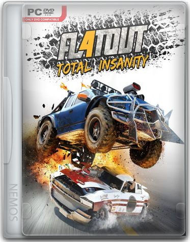FlatOut 4: Total Insanity (2017) PC | RePack от =nemos=