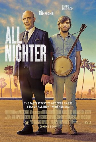 Видели ночь / All Nighter (2017) BDRip 720p