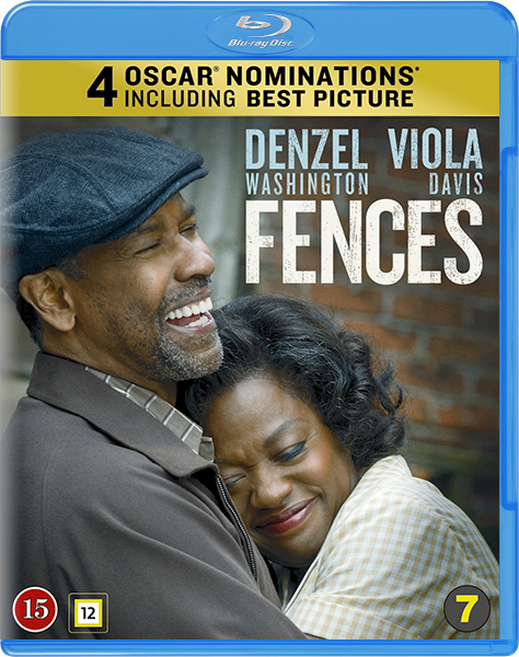 Ограды / Fences (2016) BDRip 1080p | Лицензия