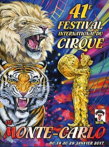 41 Международный фестиваль циркового искусства в Монте-Карло / 41 Internationales Zirkusfestival Monte Carlo [2017, цирк, HDTVRip]