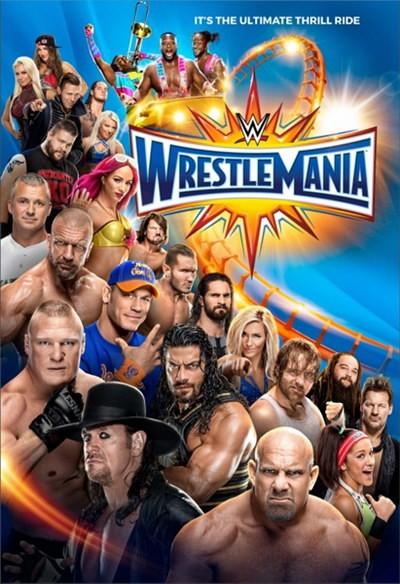 Рестлмания 33 / WWE WrestleMania 33 (02.04.2017) HDTV [H.264/1080i][EN]