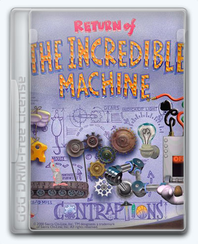Return of the Incredible Machine Contraptions (2000) [En] (1.0) License GOG