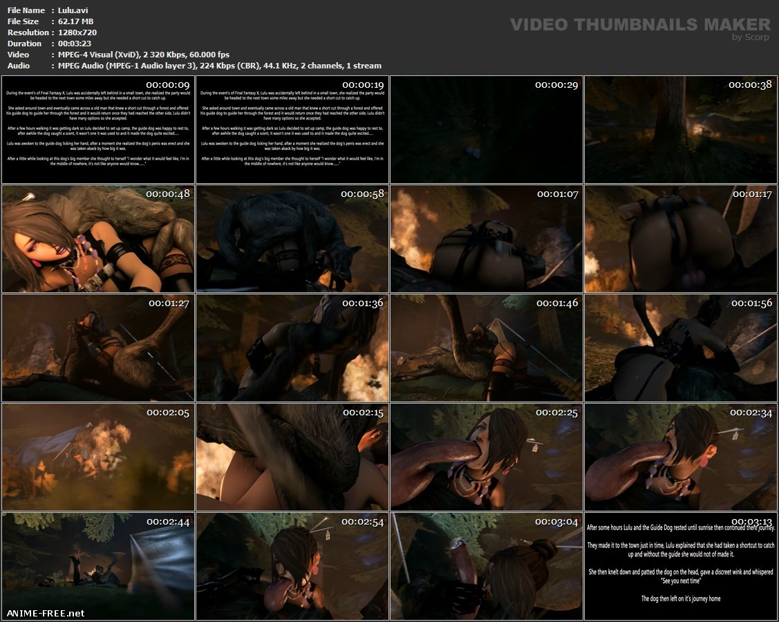 SuMthinDiFrnt Video Collection [2017] [Uncen] [HD/720p] [ENG] 3D-Hentai