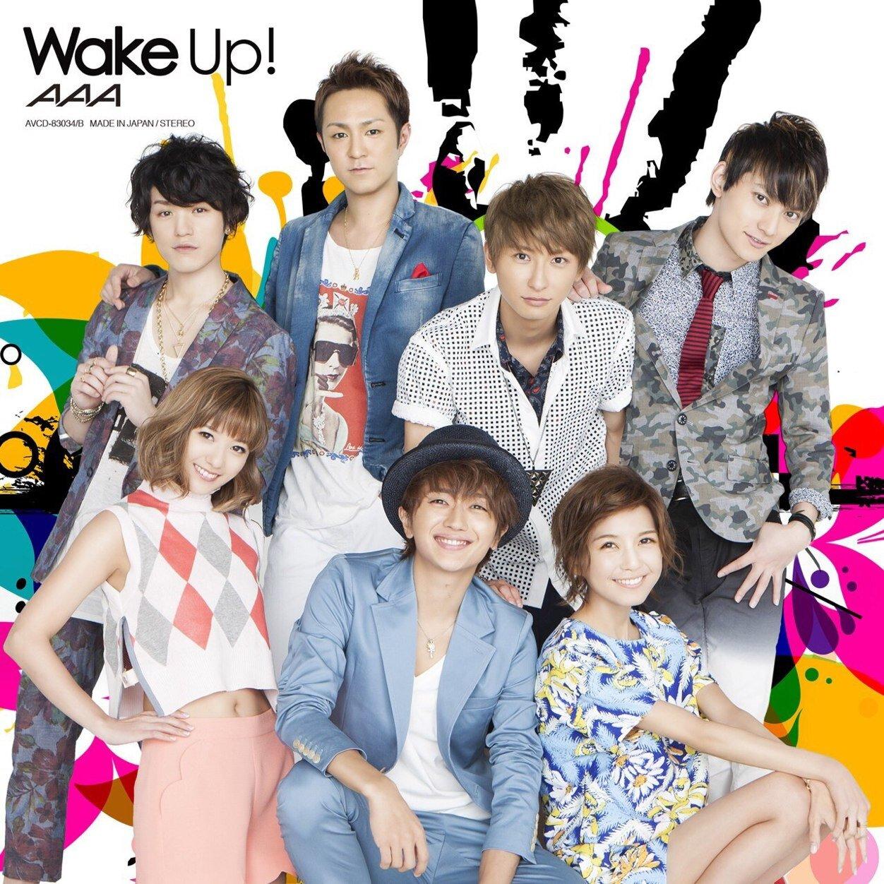 20170501.1548.01 AAA - Wake up! cover 1.jpg