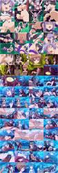 Ночь демонов / Ma ga ochiru yoru / The Night When Evil Falls [1-3 of 3] (2006) DVDRip-AVC