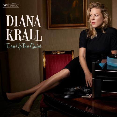 [TR24][OF] Diana Krall - Turn Up the Quiet - 2017 (Jazz, Vocal Jazz)
