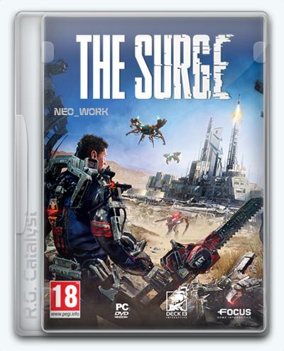 The Surge (2017) [Ru / Multi] (1.0) Repack R.G. Catalyst