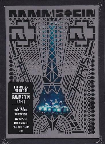 Rammstein - Paris: Live (2017) BDRip-AVC
