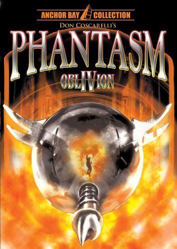 Фантазм 4: Забвение / Phantasm IV: Oblivion (1998) BDRemux 1080p | P, A