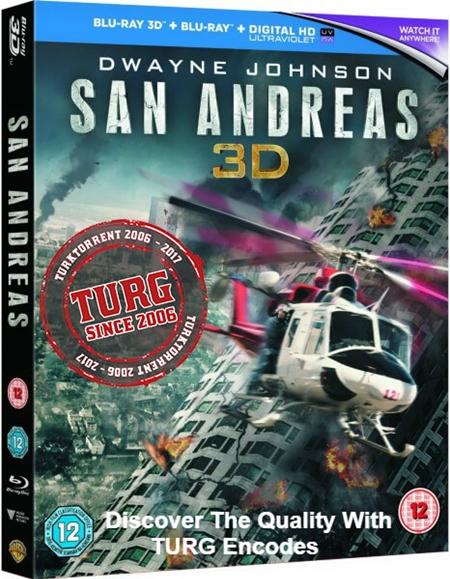 Разлом Сан-Андреас / San Andreas (2015) BDRip 720p от k.e.n & MegaPeer | D, A