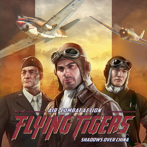 Flying Tigers: Shadows Over China - Deluxe Edition (2017) PC | RePack от xatab