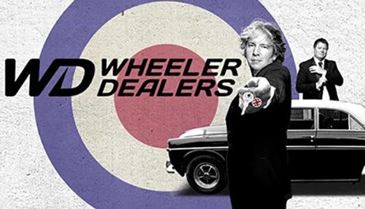 Discovery: Махинаторы / Wheeler Dealers. 1986 Audi Quattro (2009) HDTVRip [H.264] (Сезон 6, Серии 5-6) [MP4|1920x1080]