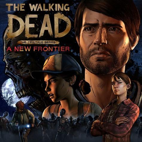 The Walking Dead: A New Frontier - Episode 1-5 (2016) PC | Repack от R.G. Catalyst