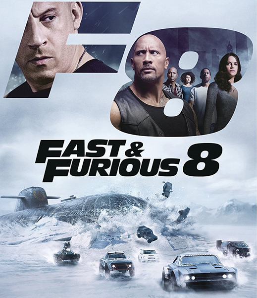 Форсаж 8 / The Fate of the Furious (2017) WEB-DL 1080р | iTunes