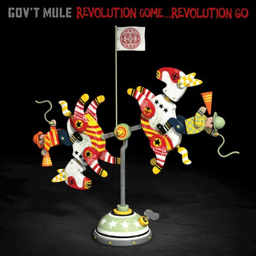 [TR24][OF] Govt Mule - Revolution Come... Revolution Go - 2017 (Blues-Rock)