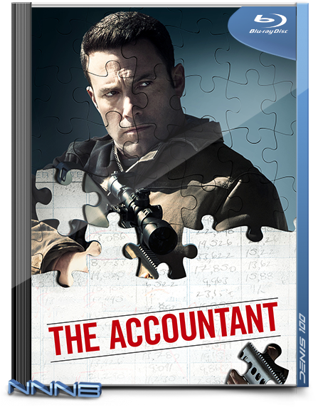Расплата / The Accountant (2016) BDRip 720p от NNNB | D, A, L1
