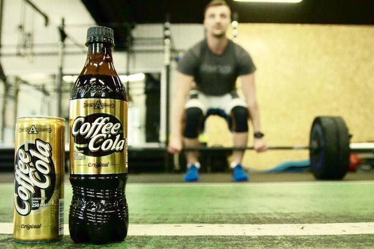 Тонизирующий напиток Coffee Cola