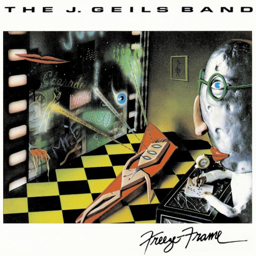 [TR24][OF] The J. Geils Band - Freeze Frame - 1981 / 2014 (Rock)