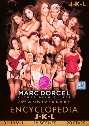 Marc Dorcel - 35-ая Годовщина: Энциклопедия от J до L / The 35th Anniversary: Encyclopedia J-K-L (2014) WEB-DL