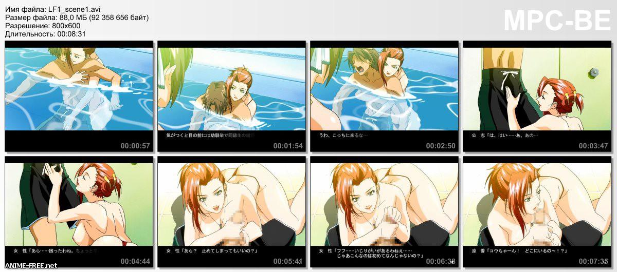 Love Fetish (Animation Collection) / Сборник анимация из серии игр Love Fetish [Ep.1-10] [JAP] Anime Hentai
