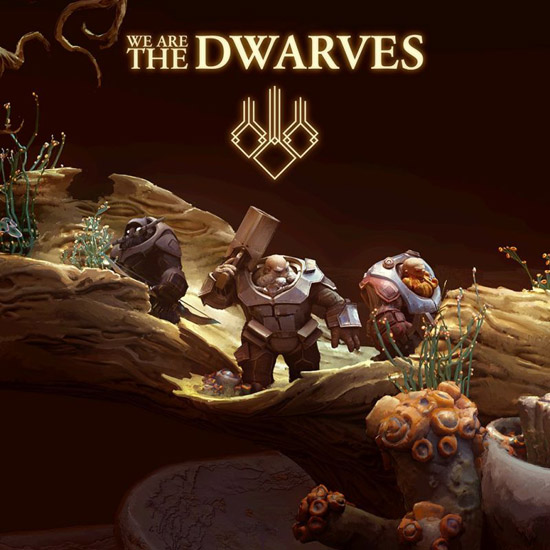 We Are The Dwarves [Update 8] (2016) PC | RePack от R.G. Catalyst