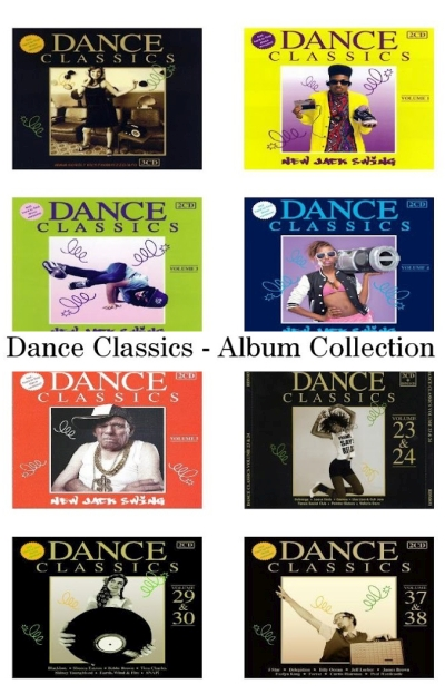 Dance Classics - Collection (85 Albums) (1988-2013)