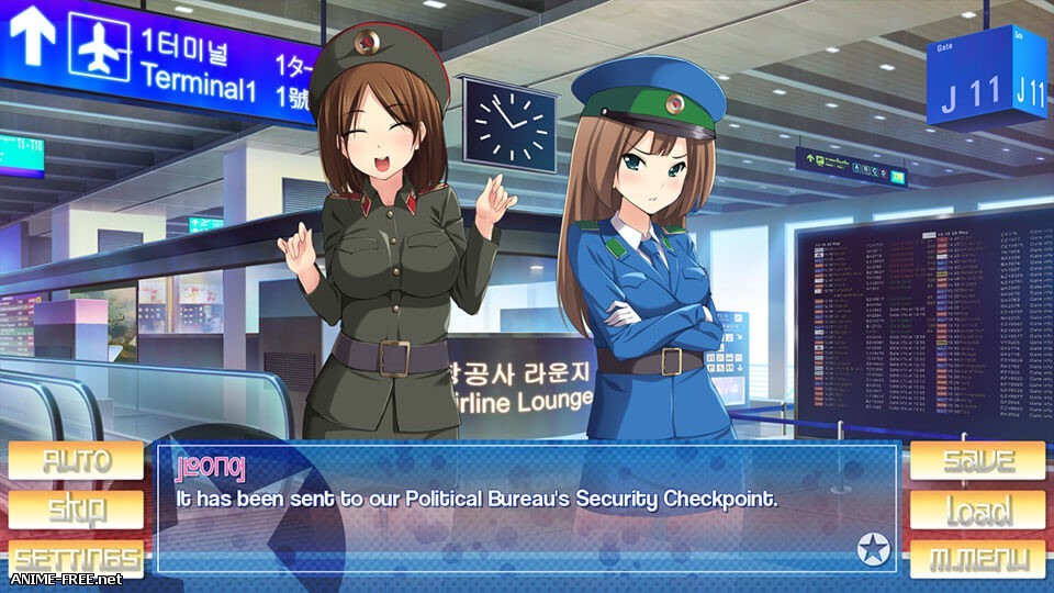 Stay! Stay! Democratic People's Republic Of Korea [2017] [Uncen] [VN] [ENG] H-Game
