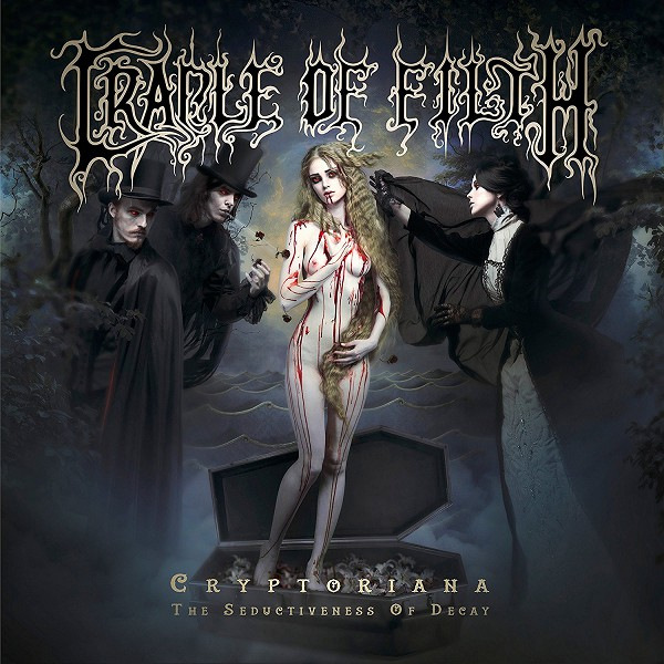 Cradle Of Filth - Cryptoriana: The Seductiveness of Decay (2017) MP3