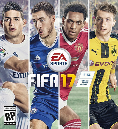 FIFA 17: Super Deluxe Edition (2016) PC | Repack от R.G. Catalyst