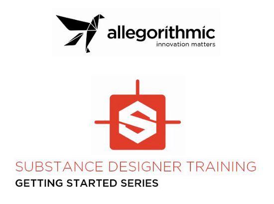 Allegorithmic.com   Substance Designer Getting Started / Основы Substance Designer (2016) PCRec [H.264/1080p-LQ]
