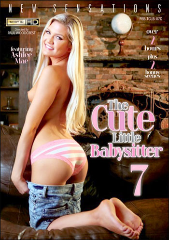 New Sensations - Милая маленькая няня 7 / The Cute Little Babysitter 7 (2016) DVDRip