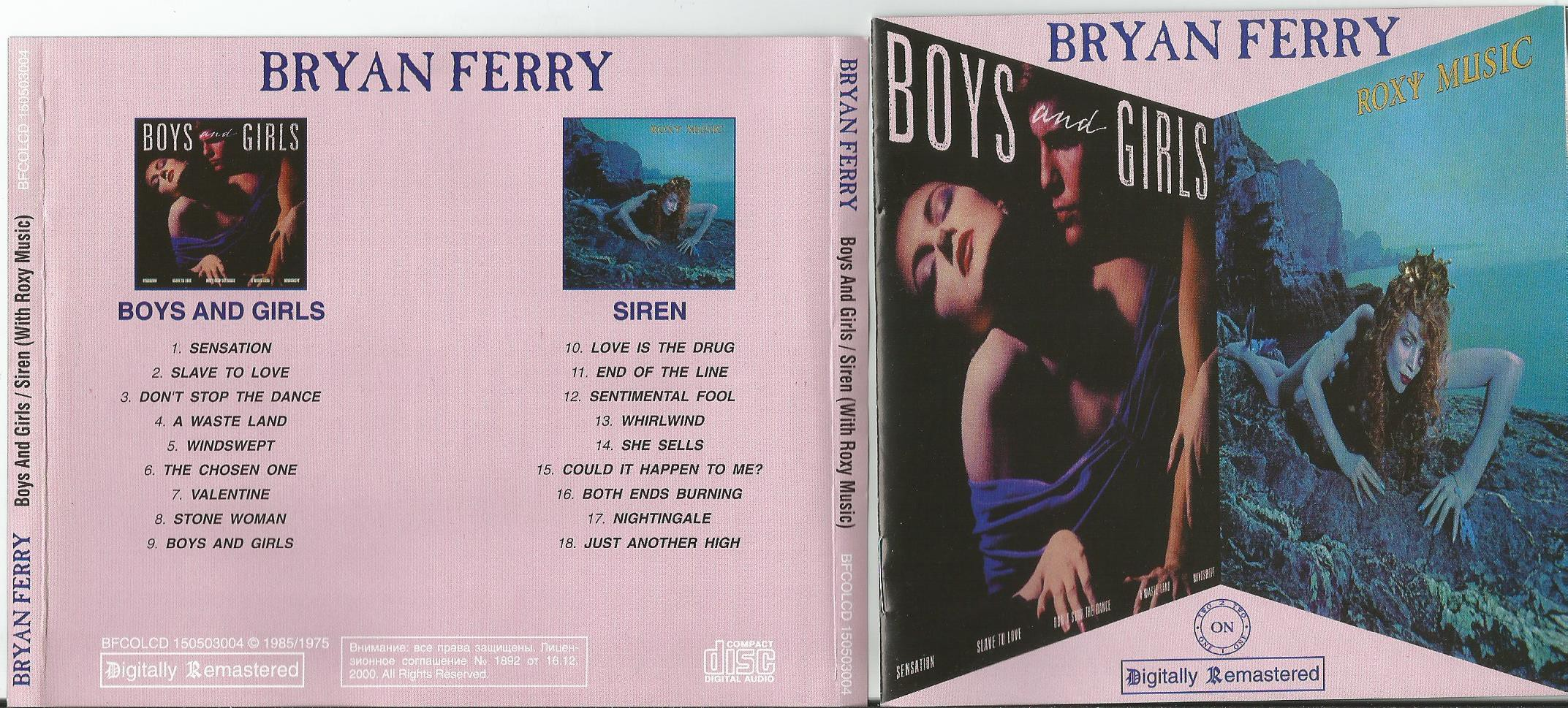 avonmore single girls Check out avonmore: the remix album by bryan ferry on amazon music  ' trademark' sound is what he's been using and tweaking very little since boys  and girls  most of the songs were not excessively long and in fact the single  cut.