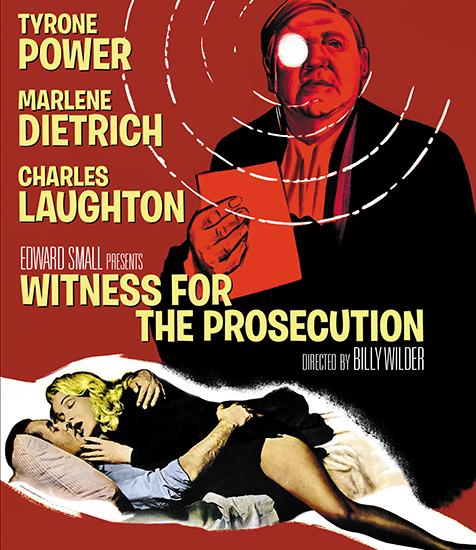 Свидетель обвинения / Witness for the Prosecution (Билли Уайлдер / Billy Wilder) [1957, США, детектив, триллер, Telesync &gt DVD] [Советская прокатная копия] Dub (Горького)