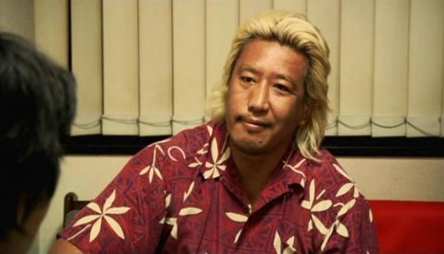 Йошихиро Такаяма парализован